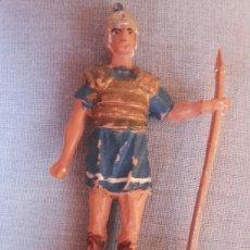 Figuras de Goma y PVC: LANCERO O LEGIONARIO ROMANO AÑOS 70. Lote 57557612
