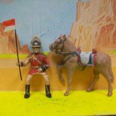 Gummi- und PVC-Figuren - figura reamsa guardia urbana - figura desfile de reamsa gomarsa - 57610783