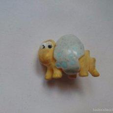 Figuras de Goma y PVC: TORTUGA PEQUEÑA DE JUGUETE - AÑOS 90. Lote 57689897