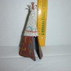 Figuras de Goma y PVC: TIPI INDIO ANTIGUO. Lote 57768550