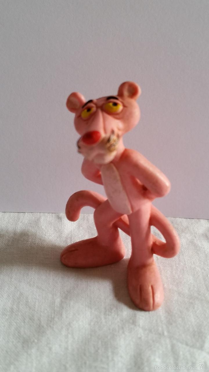 PVC PANTERA ROSA BULLY (Juguetes - Figuras de Goma y Pvc - Bully)