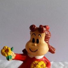 Figuras de Goma y PVC - figura pvc pequeña lulu western p. . - 57813966