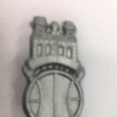 Figuras de Goma y PVC: FIGURA ESCUDO PONTEVEDRA CF PRODUCTOS PIPAS CHURRUCA. Lote 57852141