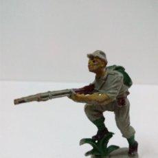 Figuras de Goma y PVC: SOLDADO JAPONES . PECH . AÑOS 60. Lote 57854660