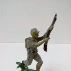 Figuras de Goma y PVC: SOLDADO JAPONES . PECH . AÑOS 60. Lote 57854898