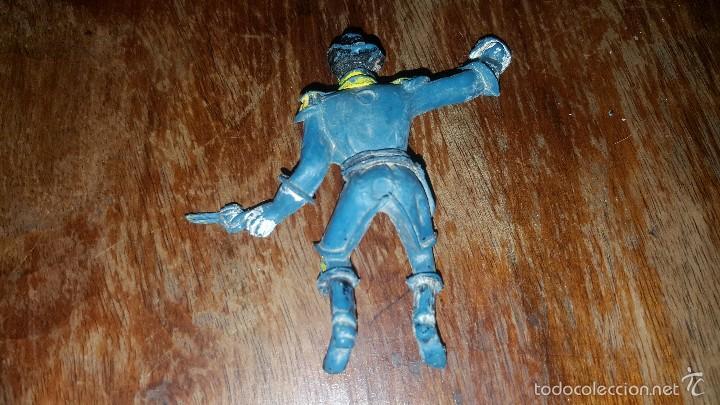 Figuras de Goma y PVC: Soldado 7 caballería yankie Comansi segunda época - Foto 2 - 57875320