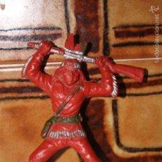 Figuras de Goma y PVC: INDIO MARCA LAFREDO. Lote 57876942