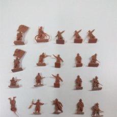 Figuras de Goma y PVC: LOTE DE SOLDADITOS MONTAPLEX . . Lote 57923401