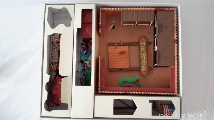 Figuras de Goma y PVC: COMANSI FORT FEDERAL - Foto 4 - 57953160