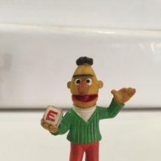 Figuras de Goma y PVC: ANTIGUA FIGURA PVC EPI Y BLAS BARRIO SESAMO COMICS SPAIN. Lote 57978824