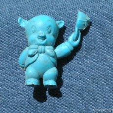 Figuras de Goma y PVC: FIGURA DE PORKY .W.B.P. 1967.. Lote 57979378