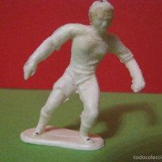 Figuras de Goma y PVC: FIGURA JUGADOR FUTBOL.. Lote 58000203