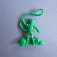 Figuras de Goma y PVC: DUNKIN FIGURA THUNDERCATS. Lote 58016423