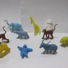 Figuras de Goma y PVC: MUÑECOS .,FIGURITAS,ORIGINALES,BUEN ESTADO,BUEN LOTE,ES EL DE LAS FOTOS. Lote 58180139