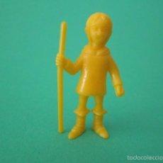 Figuras de Goma y PVC: FIGURA RUY EL PEQUEÑO CID PREMIUM DUNKIN B.R.B. MADRID NUEVA. Lote 58199970