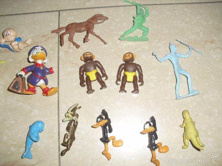 Figuras de Goma y PVC: lote figuras warner pony poni vaqueros indios - Foto 4 - 58223846