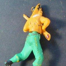 Figuras de Goma y PVC: VAQUERO O COW BOY. GOMA. AÑOS 50. GAMA. Lote 58242312