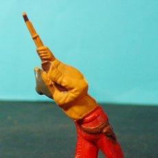 Figuras de Goma y PVC: COW BOY O VAQUERO EN GOMA. AÑOS 50. GAMA. Lote 58263520
