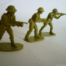 Figuras de Goma y PVC: SOLDADOS AIRFIX 54MM. Lote 58295429