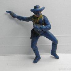 Figuras de Goma y PVC: SOLDADO YANQUI CABALLO DE PECH. Lote 58297904
