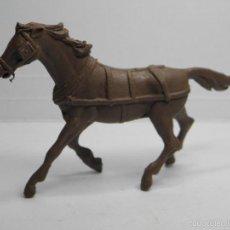 Figuras de Goma y PVC: CABALLO CARRETA CARAVANA DE COMANSI. Lote 58298668