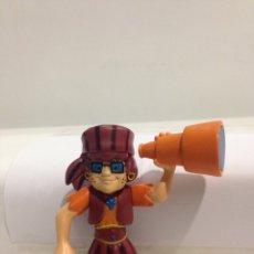 Figuras de Goma y PVC: FIGURA PVC HANNA BARBERA BRAZOS ARTICULADOS. Lote 58302239