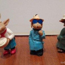 Figuras de Goma y PVC: FIGURAS DE GOMA DE DIBUJOS ANIMADOS(DISNEY) AÑOS 50-60. Lote 58341282