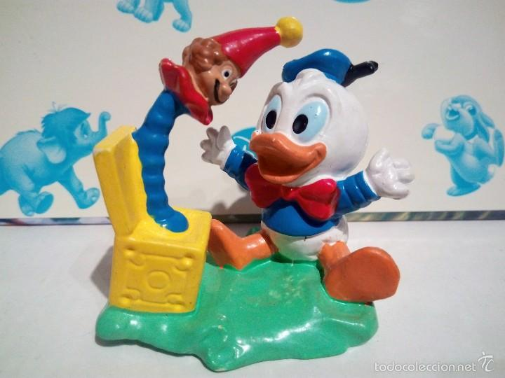 rdp figura pvc coleccion bebe bebes disney aos 80 pato donald juguetes figuras de - Bebe Disney