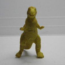 Figuras de Goma y PVC: FIGURA DINOSAURIO PETIT SUISSE. Lote 58382572