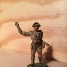 Figuras de Goma y PVC: FIGURA PECH GOMA INGLES AÑOS 60. Lote 58385894
