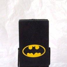 Figuras de Goma y PVC: FIGURAS PVC PINZA SUJETA PAPELES BATMAN - ORIGINAL DE COMICS SPAIN. Lote 279558873