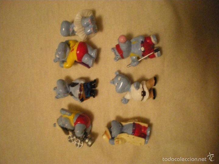 Figuras Kinder: KINDER HIPOPOTAMOS NUEVOS COLECCION COMPLETA 2012 - Foto 5 - 58420386