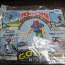 Figuras de Goma y PVC: MONTAPLEX-MONTA MAN- ROBOTS EN PRIMERA FASE-GOLIAT NUMERO 35-NUEVO. Lote 137559196