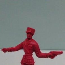Figuras de Goma y PVC: ANTIGUA FIGURA COMANSI. SOLDADO FRANCÉS. SERIE EJÉRCITOS DEL MUNDO. PLÁSTICO.. Lote 58471262