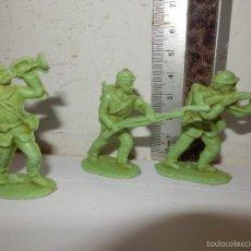 Figuras de Goma y PVC: LOTE DE SOLDADOS PVC. Lote 58499175