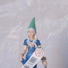 Figuras de Goma y PVC: FIGURA PVC PRINCESA HADA - MUNDO ELFO - ORIGINAL DE BULLYLAND 75540. Lote 58550971