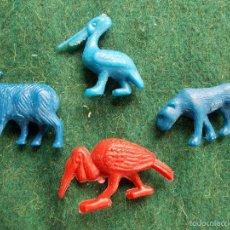 Figuras de Goma y PVC: LOTE FIGURAS TITO DUNKIN AÑOS 70. Lote 58577532