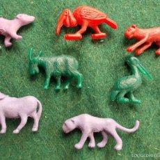 Figuras de Goma y PVC: LOTE FIGURAS TITO DUNKIN AÑOS 70. Lote 58577542