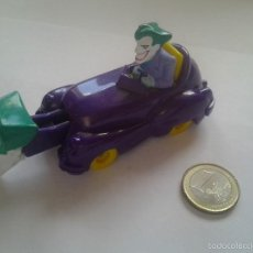 Figuras de Goma y PVC: MC DONALDS, BATMAN, JOKER, VINTAGE, HAPPY MEAL, AÑO 1994. Lote 60436658