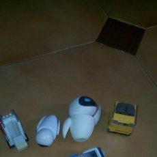 Figuras de Goma y PVC: MUÑECOS WALL-E. Lote 58670351