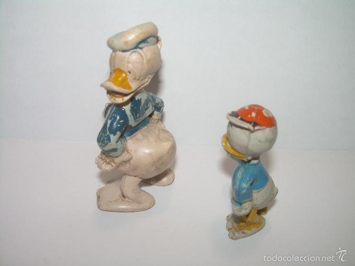 Figuras de Goma y PVC: ANTIGUAS FIGURAS. - Foto 2 - 58673049