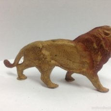 Figuras de Goma y PVC: FIGURA DE GOMA LEON DE PECH . Lote 58678492