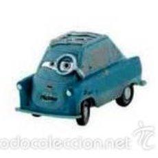Figuras de Goma y PVC: FIGURA PVC PROFESOR Z - CARS 2 - ORIGINAL DE BULLYLAND. Lote 58768791