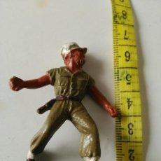 Figuras de Goma y PVC: SOLDADO STARLUX - 2ª GUERRA MUNDIAL FRANCES - MADE IN FRANCE. Lote 58891701