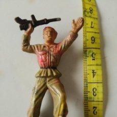 Figuras de Goma y PVC: SOLDADO STARLUX - 2ª GUERRA MUNDIAL FRANCES - MADE IN FRANCE. Lote 58892216