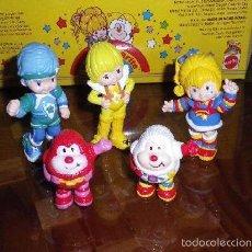 Figuras de Goma y PVC: LOTE DE FIGURAS RAINBOW BRITE NUEVAS 1983. Lote 217707353