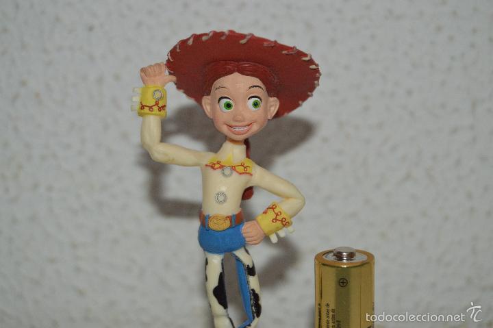 Figuras de Goma y PVC  muñeco figura jessie toy story disney bullyland Cmp  - Foto 0c9142bf3a1