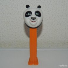 Dispensador Pez: DISPENSADORES DE CARAMELOS PEZ DISPENSADOR CARAMELO KUNG FU PANDA. Lote 59014105