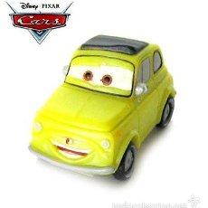 Figuras de Goma y PVC: FIGURA PVC LUIGI (CARS) DISNEY - ORIGINAL DE BULLYLAND. Lote 59064260