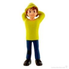 Figuras de Goma y PVC: FIGURA PVC PEDRO (HEIDI) - ORIGINAL DE COMANSI. Lote 59068760